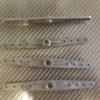 4 Palonniers servo 25 dents 120mm Graupner