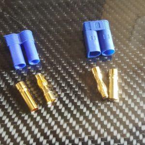 Connecteur EC5 Male et femelle complet